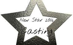 Al via i Casting New Star 2016 Al via i Casting New Star 2016, si ricercano modelli e modelle anche prima esperienza per una sfilata che si terra' il 9 Ottobre prossimo che presentera' la nuova collezione autunno-inverno del nuovo #sfilata #sfilate #casting #modelle #modelli