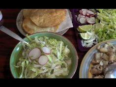 Recetas de comida mexicana.:  caldos - Pozole  Verde