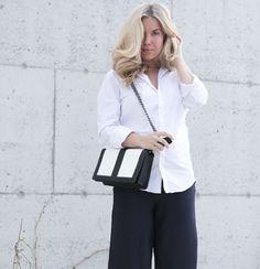 Monique Lund // maternity clothing // pregnant // week 30 // gravid uke 30 // fashion inspo // black white