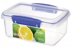 (for use of storing clear& white embossing powders used a lot). JMG. Sistema Klip It 33.8-Ounce Rectangular Food Container, Clear Sistema http://www.amazon.com/dp/B001XSK8T6/ref=cm_sw_r_pi_dp_xX9vwb10G9YNF