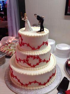 baseball wedding cakes baseball themed wedding cake