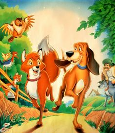 *THE FOX and the HOUND, 1981