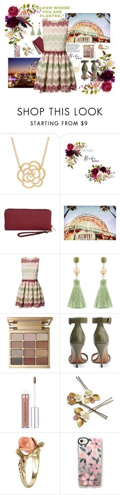 """""""To My Friends in California..."""" by infinity-587 ❤ liked on Polyvore featuring Lord & Taylor, Michael Kors, Alice + Olivia, Atelier Mon, Stila, Givenchy, Vintage and Casetify"""