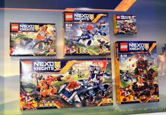 Nexo Knights Second Wave