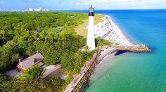 Epic aerial photo of the Key Biscayne Lighthouse!!! #dji #djiglobal #djicreator #djiphantom3 #phantom3 #phantom3professional #drone #dronenerds #dronenerdsummer #polarpro #droneraw #uav #miami #florida #lighthouse #keybiscayne #keybiscaynelighthouse #beach #summer