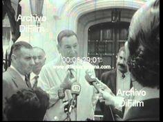 DiFilm - Juan Domingo Peron Golpe de Estado en Chile 1973 - YouTube