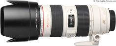 Canon 70-200 f/2.8L IS II USM