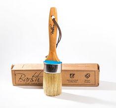 Professional Chalk Paint Wax Brush Annie Sloan Dark Clear Soft Round Amp #BartshChalkPaintBrush