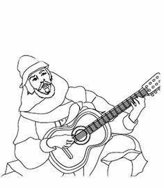 Banco de imágenes gratis Free Coloring Pages, Crocheting