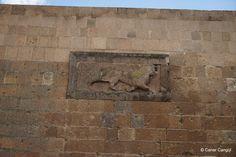 Ani Harabeleri Aslanlı Kapının Aslanı