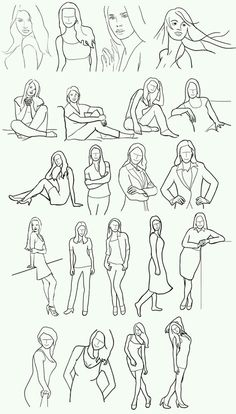 Poses for photography