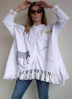 Animal Casual Collar Long Sleeve Blouses - Fashion blouses Fashion Trends of Winter 2020 - blouses for women, blouses for women elegant, blouses for women long sleeve, blouses for women long sleeve work, blouses for women short sleeve Modest Dresses, Cute Dresses, Casual Dresses, Free Clothes, Clothes Women, Latest Fashion For Women, Latest Fashion Trends, White Long Sleeve, Women's Fashion Dresses