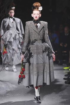 Fall 2013 Trend: Check It Out - Slideshow - WWD.com