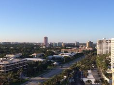 City view..