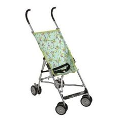 Cosco Juvenile Umbrella Stroller without Canopy, Monkey (Baby Product)    http://www.alphaurl.net/r.php?p=B004FLL7HA