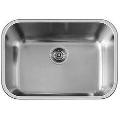 Blanco - Stainless Steel Undermount Kitchen Sink - SOP1058 - Home Depot Canada