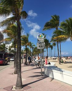 Hidden Gems: Fort Lauderdale Florida Travel Guide - Travel Miami - Ideas of Travel in Miami Visit Florida, Florida Living, Florida Vacation, Florida Beaches, South Florida, Vacation Spots, Pompano Beach Florida, Boca Raton Florida, Clearwater Florida