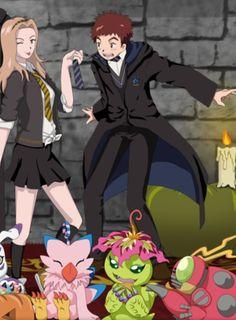 ❤ Digimon Digital Monsters, Digimon Adventure Tri, My Childhood, Crossover, Anime, Cartoons, Geek Stuff, Animation, Drawings