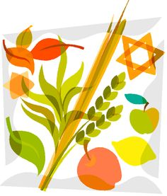 Why do we sit in the Sukkah (Tabernacles Feast booth)? What do the four varieties mean? What is the connection between Yom Kippur (the Day of Atonement) and Simchat Torah (Rejoicing of the Torah)? Lulav And Etrog, Happy Sukkot, Arte Judaica, Feasts Of The Lord, Simchat Torah, Feast Of Tabernacles, Yom Kippur, Jewish Art, Fall Harvest