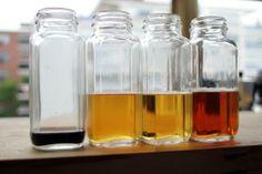 Homemade Beer Vinegar Experiments 1