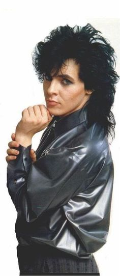 Aracdia - Nick Rhodes (Duran Duran). Fabulous looking, as always.