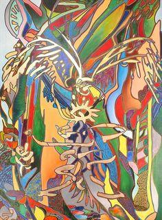 Prokop Igor Eugen - Sea-eagle's Dance.Line of Forces. on CULTUREINSIDE