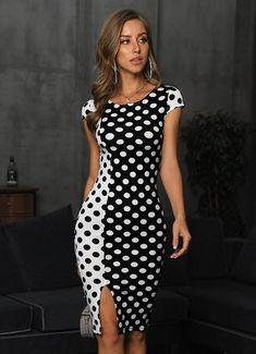 Newest Feminine style looks. Black Women Fashion, Womens Fashion, Ladies Fashion, Cheap Boutique Clothing, Leotard Fashion, Mode Chic, Everyday Dresses, Buy Dress, Urban Fashion