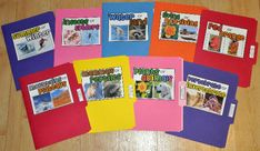 """These Sorting Activities, the """"Sorting Our World File Folder Games Bundle,"""" include 20 unique file folder games that focus on sorting science and social students concepts. Each file folder game includes real photos rather than clip art."""