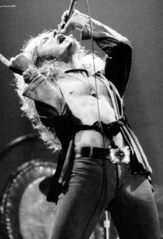 Many Times I've Gazed Along the Open Road, Robert Plant