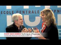 (FR) Techniques d'hypnose pour communiquer et convaincre - Dany Dan Debeix - YouTube