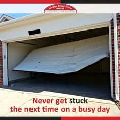 The Last Thing Any Homeowner Wants Is a Perfectly Functional Garage Door - Garage Door Store Inc. Boise provides a complete range of repair services on all types of garage doors! We provide FAST, 24 Hours, 7 days a week support.  Click here to know more: http://www.garagedoorstoreboise.com/garage-door-repair/  #GarageDoors #garage #door #home #CarriageGarageDoor
