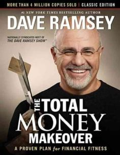 The Total Money Makeover : A Proven Plan for Financial Fitness by Dave Ramsey. for Like the The Total Money Makeover : A Proven Plan for Financial Fitness by Dave Ramsey. Financial Peace, Credit Cards, Credit Score, Dave Ramsey Books, Good Books, Books To Read, Free Books, Amazing Books, Cash Management