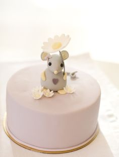 little mouse cake by petite homemade 3