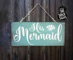 Beach Wedding Decor Signs His And Hers Bride Groom Chair