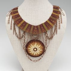 Cazimi Collar (back) - Bead&Button Magazine Community - Forums, Blogs, and Photo Galleries