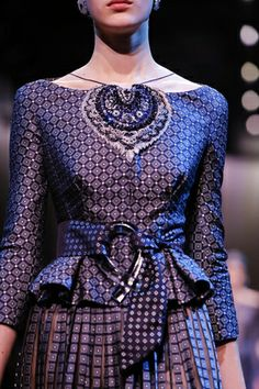 Giorgio Armani Privé Haute Couture Spring Summer 2014 Paris - NOWFASHION
