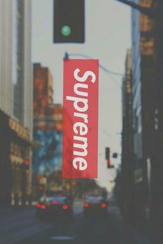 supreme banner nyc