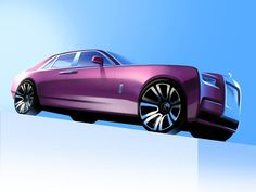 "2,840 curtidas, 17 comentários - Car Design World (@cardesignworld) no Instagram: ""2018 Rolls-Royce Phantom official sketch by Pavle Trpinac #cardesign #car #design #carsketch…"""
