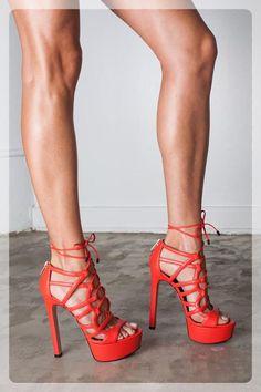 RUTHIE DAVIS Davis Laceup Platform Sandal   Buy ➜ https://shoespost.com/ruthie-davis-davis-laceup-platform-sandal/