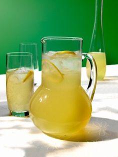 """Как приготовить блюдо """"лимонад имбирный по-гречески (дзыдзыбира)"""" - рецепт, ингридиенты и фотографии   sloosh"""