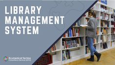 An integrated library system, also known as a library management system, is an enterprise resource planning system for a library, used to track items owned, orders made, bills paid, and patrons who have borrowed. #eLMS #LibraryManagementSystem #LibraryManagementSoftware #DigitalLibrarySoftware #OnlineLibraryManagementSystem #LMSSoftwareSolutions Cloud Data, Online Library, Cloud Based, Software Development, Techno, Dubai, Innovation, University, Management