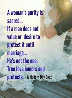 So true. Marriage starts from intent and promise. Amen! Thank You Jesus!  How Great is Our God?!