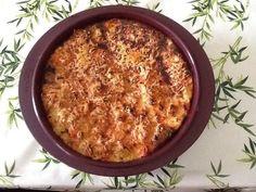 Flan de légumes (carottes-pommes de terre-courgettes)