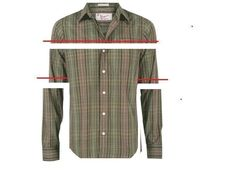 How to make a blouse. Peasant Top From Men's Button Up Shirt  - with full instructions.
