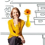 How a month spent clearing clutter can make room for more joy.    Read more: Gretchen Rubin Happier at Home - How to Declutter your Home - Good Housekeeping