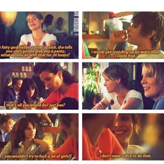 The L Word, the greatest answer ever!