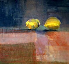 Lemons by Susan Ashworth - The Rowley Gallery - Fine Frames & Fine Art since 1898 - Kensington, London Still Life Artists, Cheap Art, Art Graphique, Abstract Landscape, Artist At Work, Painting Inspiration, Painting & Drawing, Photo Art, Fine Art