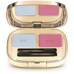 Dolce & Gabbana The Eyeshadow Duo (350 EGP) ❤ liked on Polyvore featuring beauty products, makeup, eye makeup, eyeshadow, beauty, eyes, eye shadow, apparel & accessories, multicolor and dolce&gabbana