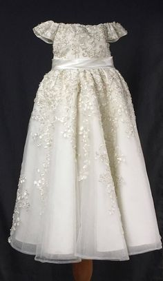 Christening Gowns from wedding dresses or fabric handmade custom baptism boy girl baby by JumakarDesigns on Etsy