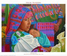bordado guatemalteco | Aprender manualidades es facilisimo.com